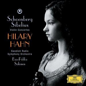Imagem de 'Hilary Hahn, Swedish Radio Symphony Orchestra, Esa-Pekka Salonen'
