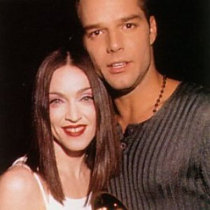 Image for 'Ricky Martin & Madonna'