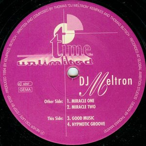 Bild för 'DJ Meltron'