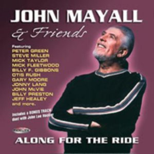 Image for 'John Mayall & Friends'