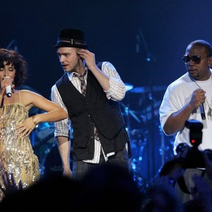 Image for 'Timbaland featuring Nelly Furtado & Justin Timberlake'