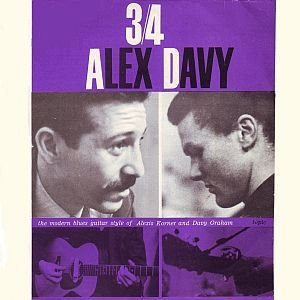 Image for 'Davy Graham & Alexis Korner'