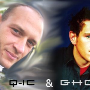 Image for 'q-ic & ghost'