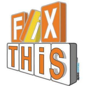 Imagen de 'Fix This'