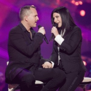 Image for 'Miguel Bose Ft. Laura Pausini'