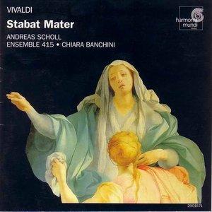 Image for 'Andreas Scholl; Chiara Banchini: Ensemble 415'