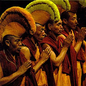 Image for 'The Gyuto Tantric Choir'