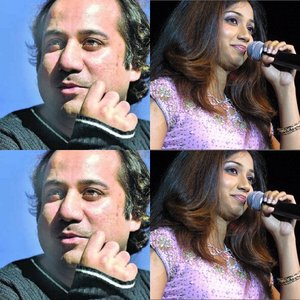 Image for 'Rahat Fateh Ali Khan & Shreya Ghoshal'