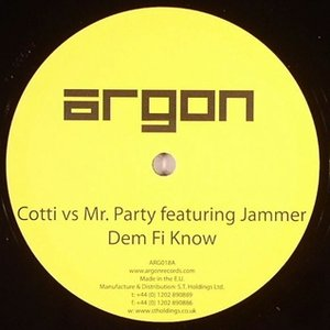 Image for 'Cotti vs. Mr. Party'
