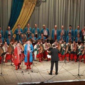 Изображение для 'Державна Заслужена Капела Бандуристів України'