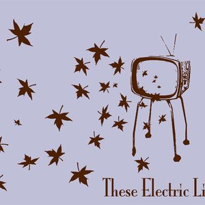 Image for 'These Electric Lives'