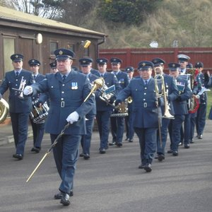 Image for 'The Western Band Of The RAF'