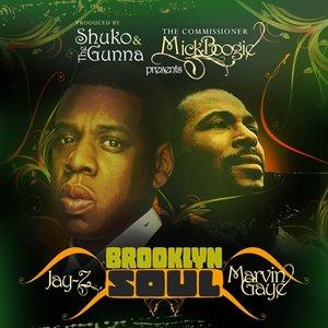 Imagen de 'Jay-Z and Marvin Gaye'