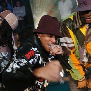 Immagine per 'Usher featuring Lil Jon & Ludacris'