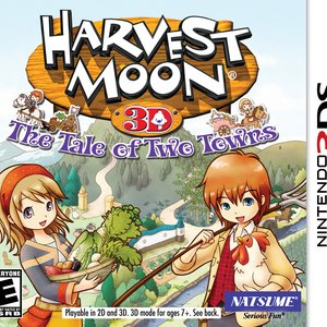 Image for 'Harvest Moon: The Tale of Two Towns'