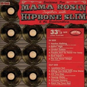 Image for 'Mama Rosin together with Hipbone Slim and the Kneetremblers'