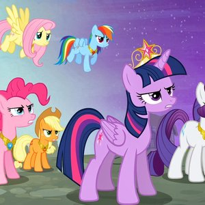 Image for 'MLP: Friendship is Magic'