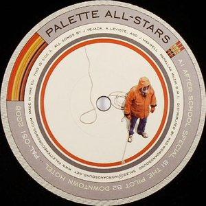 Image pour 'Palette All-Stars'