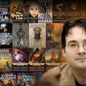 Image for 'Brandon Sanderson'