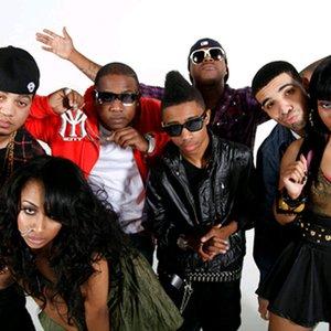 Bild für 'Young Money Ft. Lloyd & Lil Wayne,Gudda Gudda,Nicki Minaj,Drake'