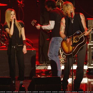 Immagine per 'Avril Lavigne and Johnny Rzeznick'