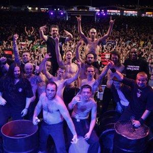Bild för 'Sepultura & Les Tambours du Bronx'