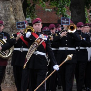 Image for 'The Band Of The Parachute Regiment'