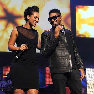 Image for 'Usher, Alicia Keys'