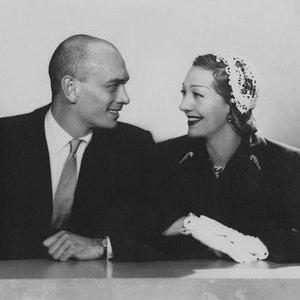 Image for 'Yul Brynner & Gertrude Lawrence'