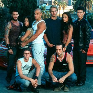 Image for 'The Fast and the Furious'