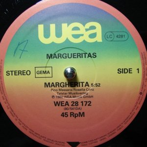 Image for 'Margueritas'