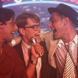 Image for 'Matt Damon, Jude Law, Fiorello and The Guy Barker International Quintet'