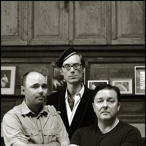 Image for 'Ricky Gervais, Steve Merchant, Karl Pilkington'