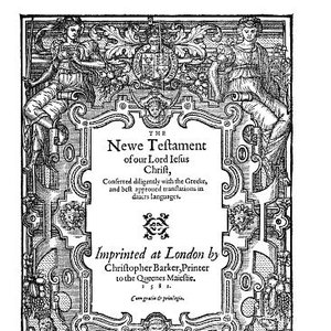 Image for 'Bible - New Testament'
