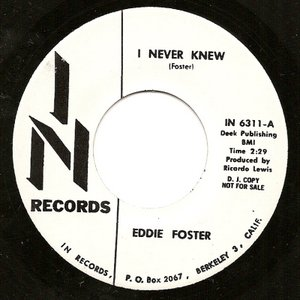 Image pour 'Eddie Foster'