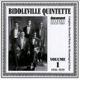 Image for 'Biddleville Quintette'
