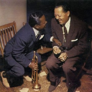 Image for 'Lester Young, Roy Eldridge & Harry Edison'