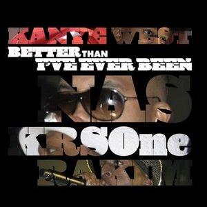 Image for 'KRS-One, Kanye West, Nas & Rakim'