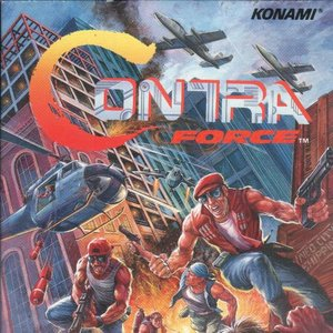 Image for 'Contra Force'