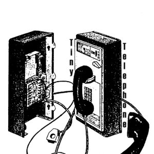 Image for 'Tiny Telephone'