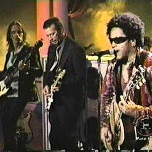 Immagine per 'Eric Clapton & Lenny Kravitz'
