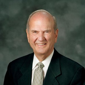 Image for 'Elder Russell M. Nelson'
