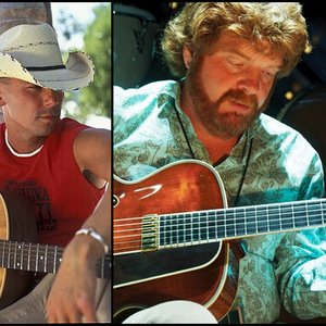 Image pour 'Kenny Chesney with Mac McAnally'