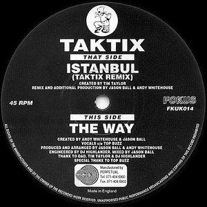 Image for 'DJ Taktix'