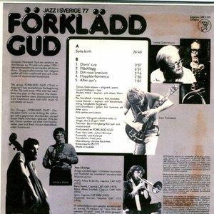 Image for 'Förklädd Gud'
