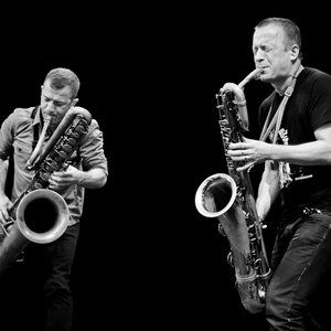 Image for 'Colin Stetson & Mats Gustafsson'