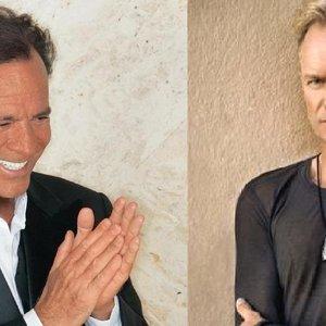 Bild för 'Sting & Julio Iglesias'