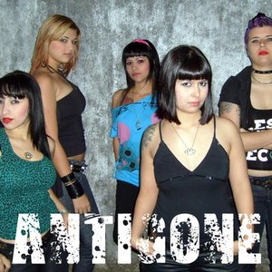 Image for 'Antígone'