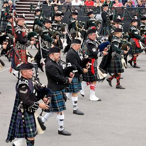 Image pour 'The Pipes And Drums Of The Royal Tank regiment'