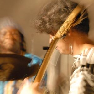 Image for 'Paolo Angeli / Hamid Drake'